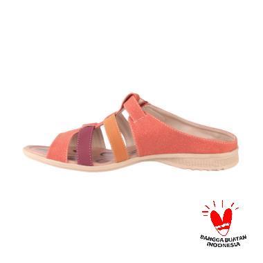 Blackkelly Flat Ropee LFS 188 Sandals Wanita