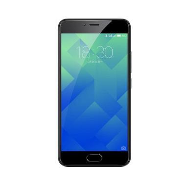 Meizu M5 Smartphone - Hitam [16GB/ 2GB/ 4G LTE]