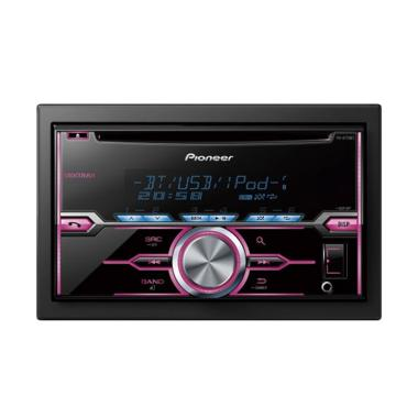 Pioneer FH X775BT Double Din Head Unit