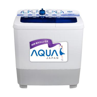 Sanyo Aqua SW1030XT Mesin Cuci [2 Tabung/10 kg]