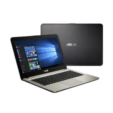 Jual Asus X441NA-BX401 - [14 Inch/ N3350/ 4GB/ 500GB/ DOS] Harga Rp 3999000. Beli Sekarang dan Dapatkan Diskonnya.