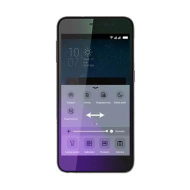 Coolpad Power E580 Smartphone - Emas [16 GB/ 1 GB]