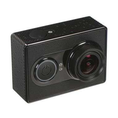 Xiaomi Yi International Action Camera - Black [Paket Pro]