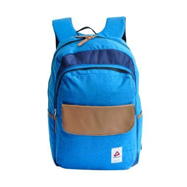 Amooba Backpack Grandis Tas Ransel - Biru