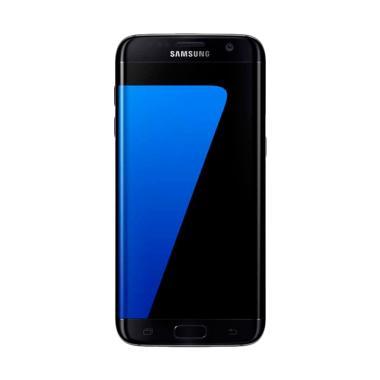 Samsung S7 Edge Smartphone - Black [32GB/ 4GB]
