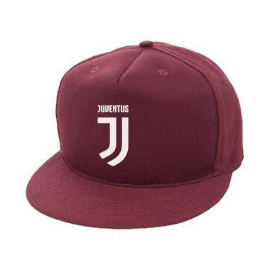 RLUCK8888 Juventus Snapback - Marun