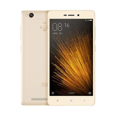Xiaomi Redmi 3X Smartphone - Gold [32GB/2GB]