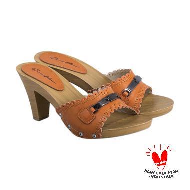 Everflow VAJ 101 Sandal Heels Wanita