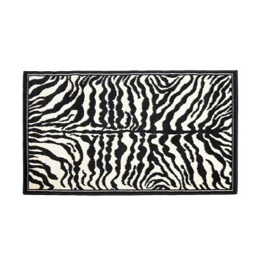 Stardust Zebra PP Karpet [100x150 cm]