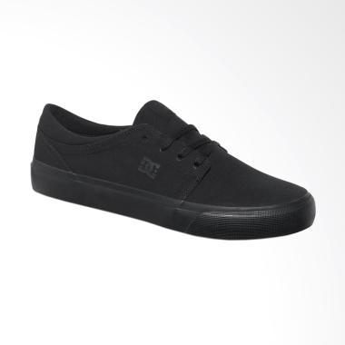 DC Trase TX M Shoe Sneaker Pria - Black [ADYS300126-3BK]
