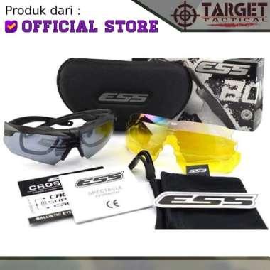 harga Kacamata Motor Sepeda Import Original Tactical ESS Crossbow - MULTICOLOR Blibli.com