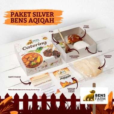 harga Bens Farm - Paket Aqiqah Anak Laki laki - 130 Box - Silver Blibli.com