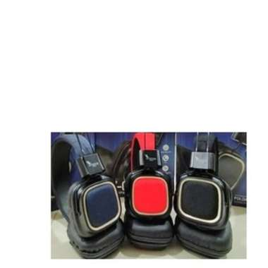 harga 1 PCS Headphone Miooz Super Bass Merah Blibli.com