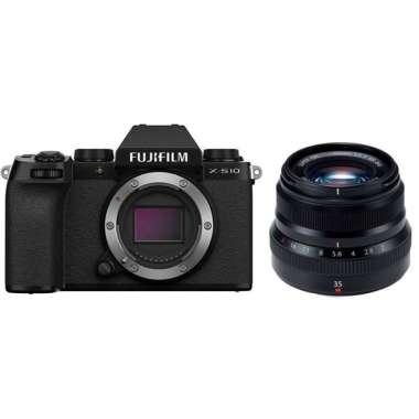 harga Fujifilm XS-10 Lensa XF 35MM F2 Blibli.com