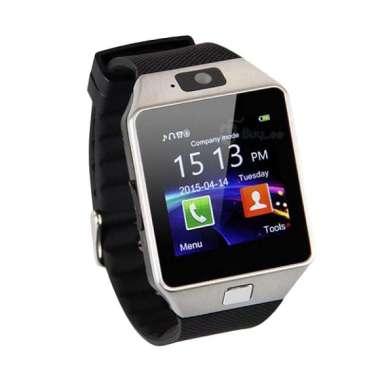 harga SMARTWATCH U9 SMART WATCH DZ09 Jam Tangan HP Android Support SIMCARD Jam Tangan Canggih Untuk Menelpon & dengar musik untuk Pria & wanita original HITAM Blibli.com