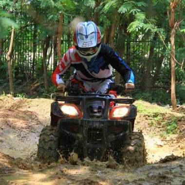 harga ATV Adventure Indonesia - ATV Adventure Jakarta Paket ATV 3 Lap PROMO BUY 1 GET 1 FREE - - - Blibli.com