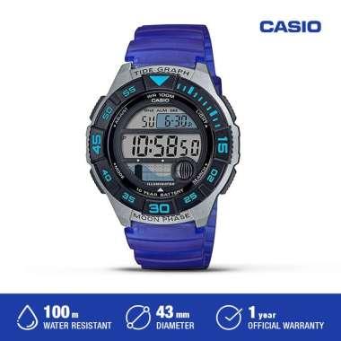 Casio Jam Tangan wanita WS-1100H-2AVDF Digital