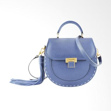 Bonia Rialto Blue in Venice Hand Bag -  Light Blue