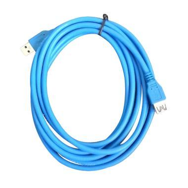 OEM USB 3.0 Kabel Extension - Biru [3 m]