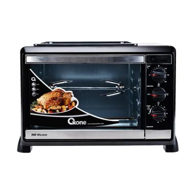 Oxone Ox-858BR 4in1 Oven BBQ & Rottiseries Pick - Hitam