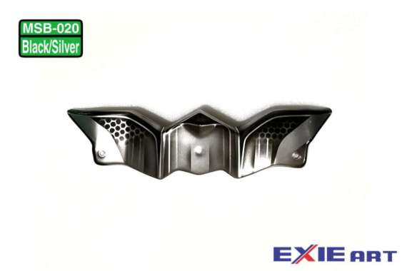 harga WINGLET AEROX 155 - AKSESORIS MOTOR 35/100 * BLACK/SILVER Blibli.com