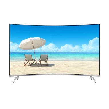 Samsung 65MU8000 4K ULTRA HD Smart TV - Hitam [65 Inch]