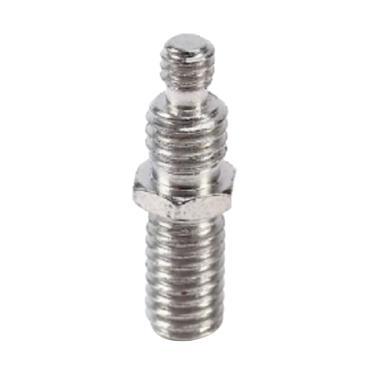 OEM Dual-Use Screw Adapter Screw Tripod Monopod [1/4 Inch & 3/8 Inch]