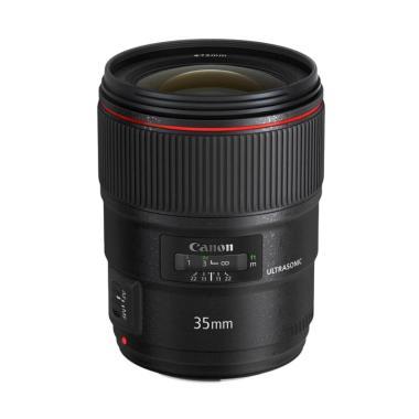 Canon EF 35mm f/1.4 L USM Lensa Kamera
