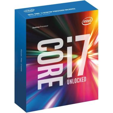 Intel Prosesor Core i7-6700K 4GHZ LGA1151 Komponen