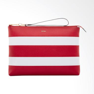 Bonia The Line iPad Case - Red