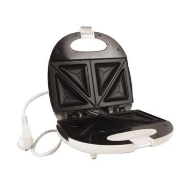 Oxone Pemanggang Roti Isi - Sandwich Toaster OX-835 Putih
