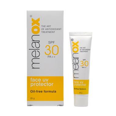 Melanox Face UV Protector SPF 30 Oil Free Formula [25 g]