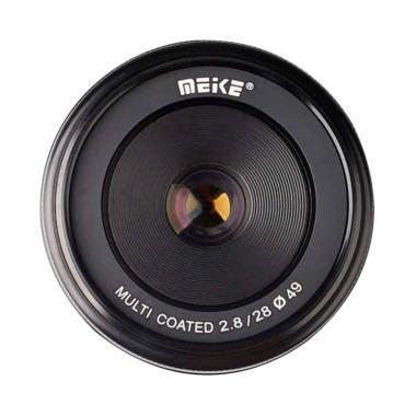 Meike 28 MM APS-C F2.8 Lensa Kamera for Fujifilm Mirrorless