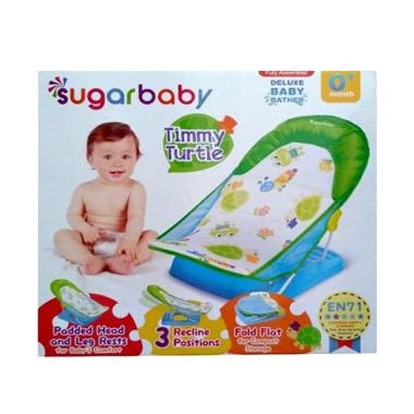 Sugar Baby Deluxe Baby Bather - Timmy Turtle