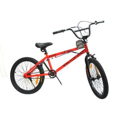 Wimcycle Blade Dragon BMX Sepeda - Merah [20 Inch]