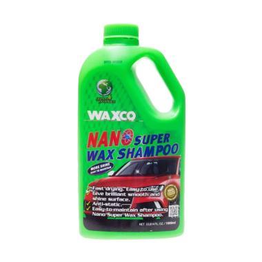 Waxco Nano Super Wax Shampoo - Shampoo Mobil [1 Liter]