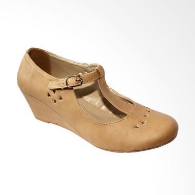 Garucci GPM 5095 Sepatu Wedges - Chamel