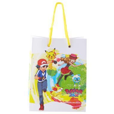 Pokemon C Style 4 Paper Bag - Multicolor
