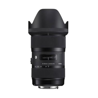 Sigma for Nikon 18-35mm F/1.8 DC HSM A jpckemang GARANSI RESMI
