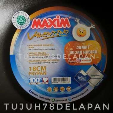 Baru Teflon Maxim Valentino 18Cm-Wajan Anti Lengket-Frypan 18Cm Discount