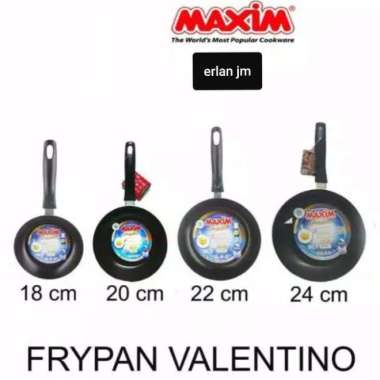 New Sale Teplon Maxim 18Cm Maspion - Merah Ready Stok