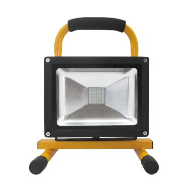 ICL Lampu Flood Light LED [20 Watt/Rechargeable]