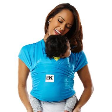 Baby K'Tan Baby Carrier Active Ocean Blue | Size M | Gendongan Bayi
