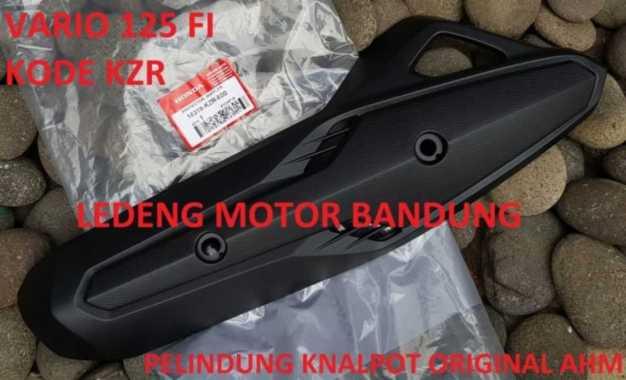 harga KZR Pelindung Knalpot Vario 125 Fi Cover Tutup AHM Original Honda Blibli.com