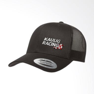 Jersi Clothing Trucker Kaulig Racing Mesh Topi - Black