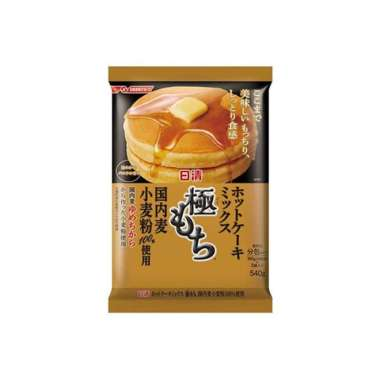 harga Nisshin Hot Cake Mix Goku Mochi [540 gr] Blibli.com
