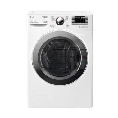LG F1014NTGW Mesin Cuci Front Loading - Putih [14 kg]