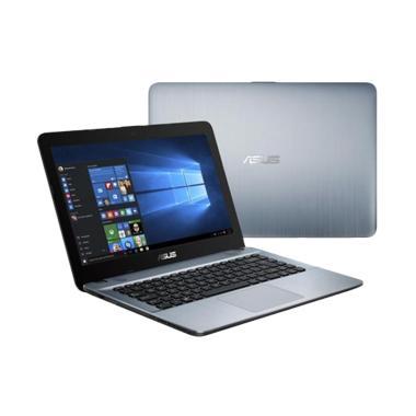 Asus X441UV Notebook - Silver [WIN  ... VDRW/14