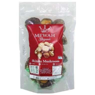 harga Malaysia Mewah Organic Shiitake Mushroom 60g - 3405233 Blibli.com