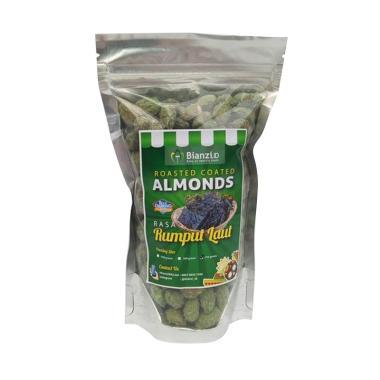 harga Blue Diamond Seaweed Kacang Almond Panggang Rasa Rumput Laut [250 g] Blibli.com